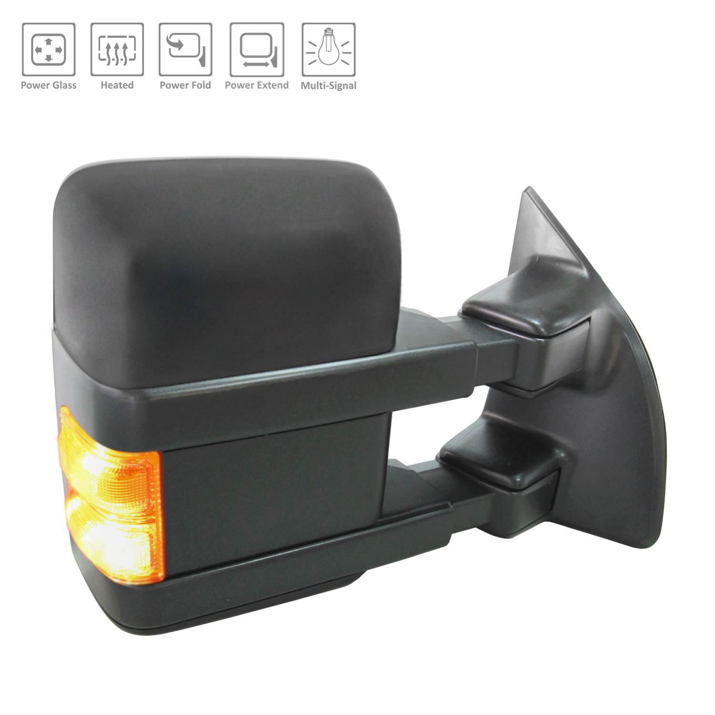 Aftermarket Passenger Side Door Mirror- FO1321487  sc 1 st  Get All Parts & Side Door Mirror Parts | Get All Parts - Get All Parts